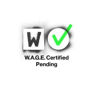 W.A.G.E. Certified Pending