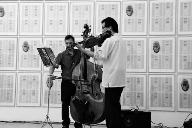 Eyvind Kang performance