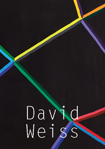 David Weiss Cover