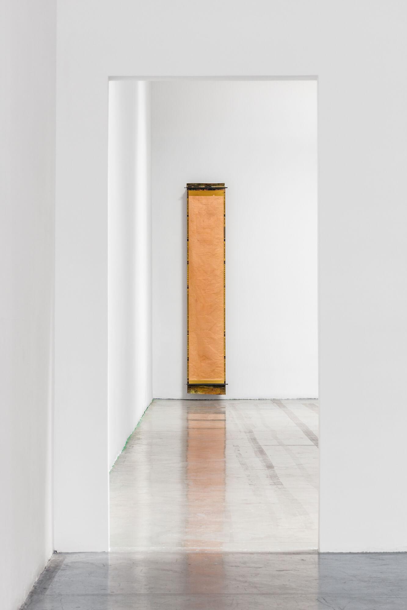 Sam Lewitt: Less Light Warm Words Swiss Institute