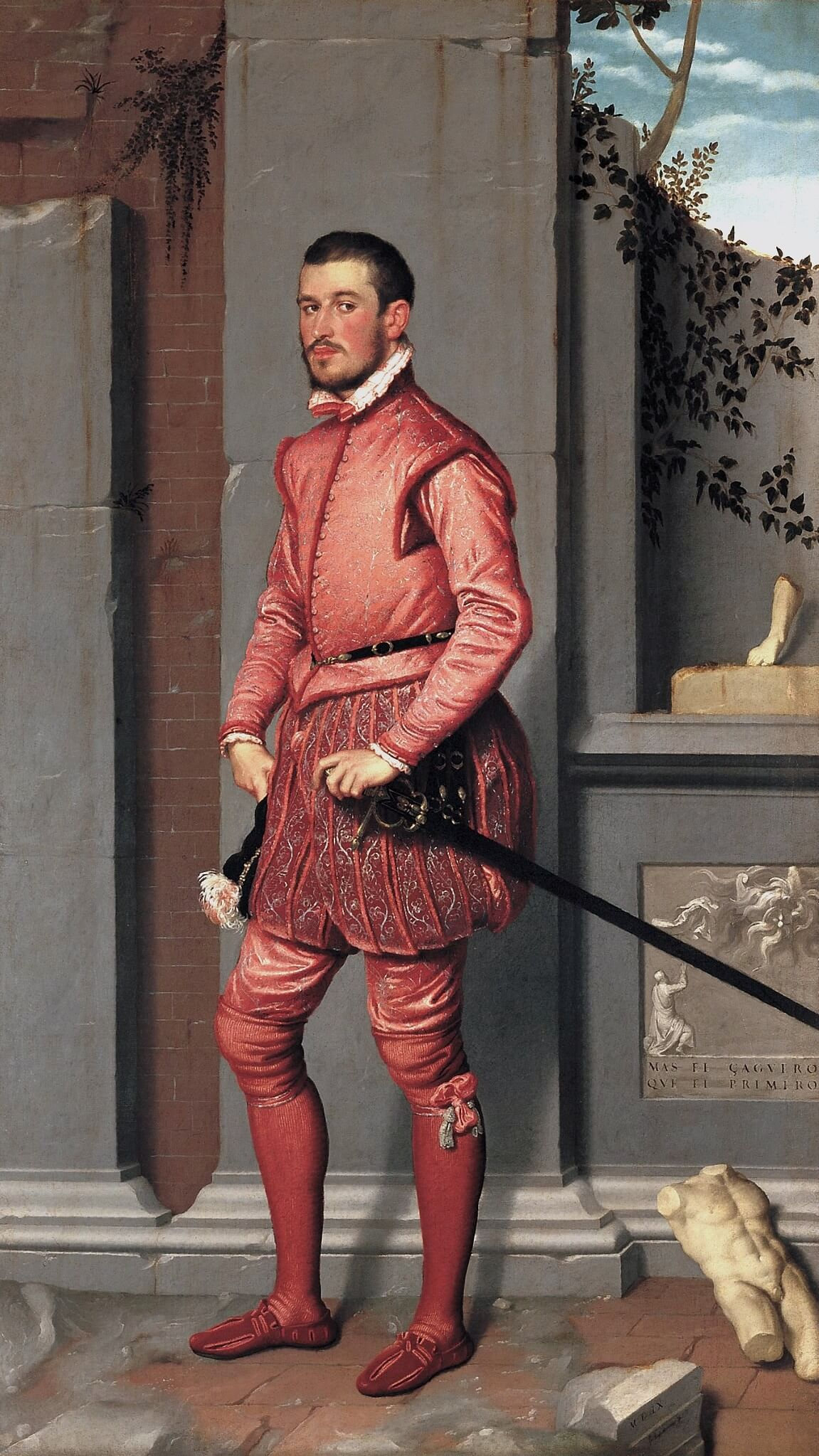 Conversation | Shahryar Nashat, Bruce Hainley and Hilary Lloyd on Giovanni Battista Moroni's Il Cavaliere in Rosa Swiss Institute