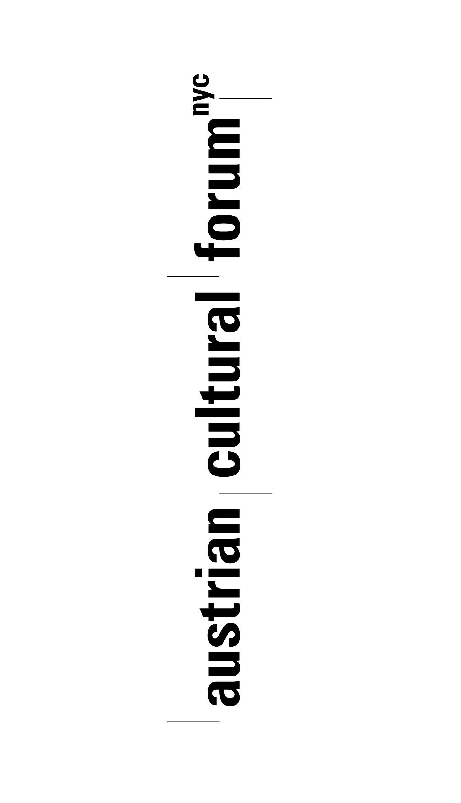 Austrian cultural forum