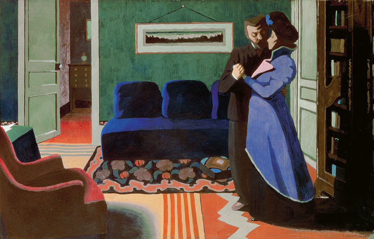 Vallotton Painter of Disquiet Met Museum Swiss Institute