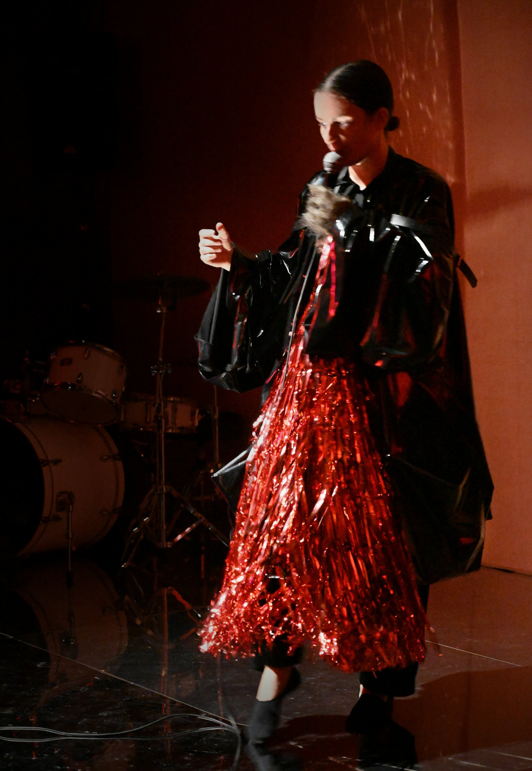 Irena Haiduk Cabaret Economique Swiss Institute