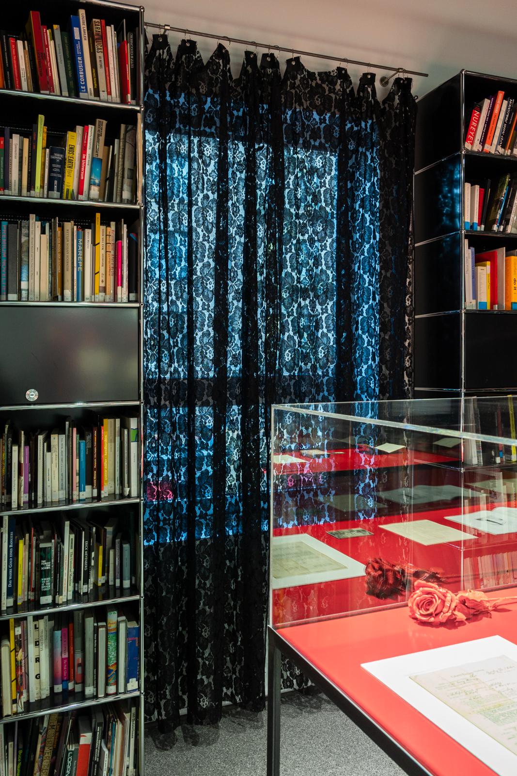 Emmy Hennings / Sitara Abuzar Ghaznawi at Swiss Institute