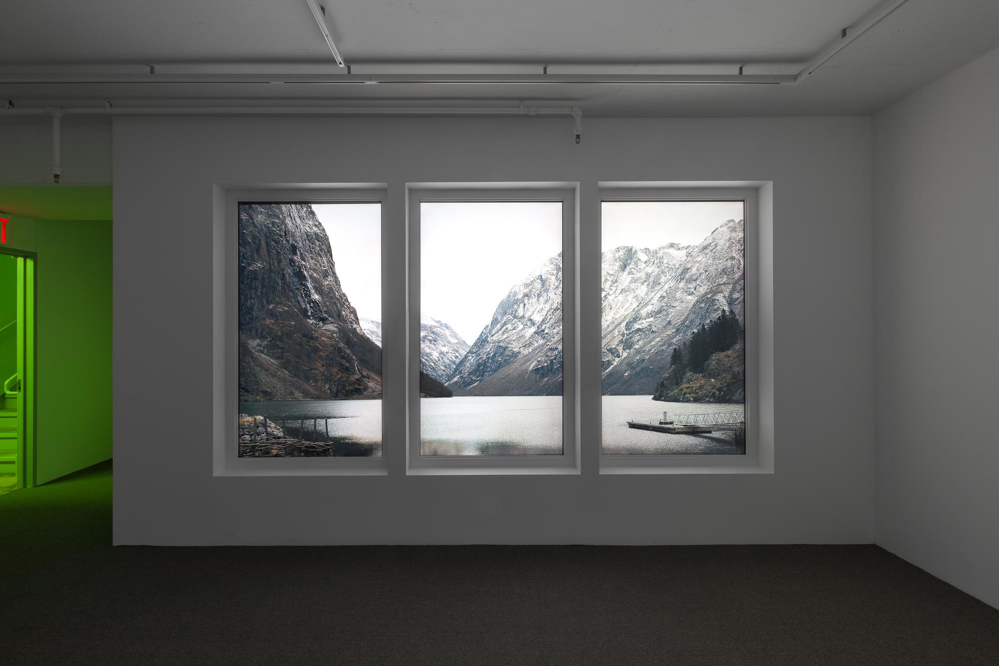 Swiss Institute Sandra Mujinga Worldview